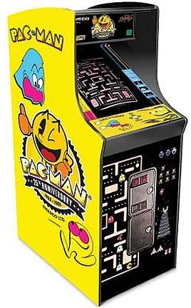 Fliperama do Pac-Man