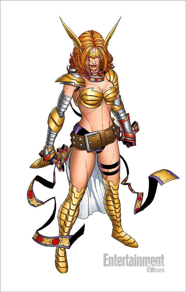 Angela Marvel