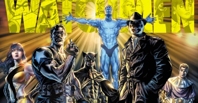 Antes de Watchmen Imagem Geral