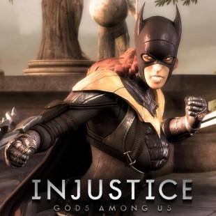 DLC trará a Batgirl para Injustice: Gods Among Us