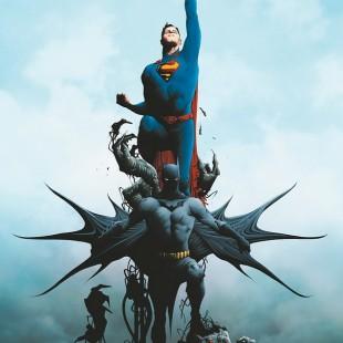 Primeiro preview de Batman/Superman #1 é divulgado