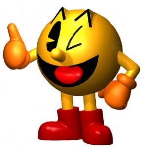 Pac-man! O come-come!