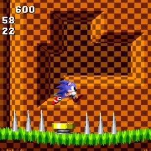 O Sonic original sairá para Nintendo 3DS!