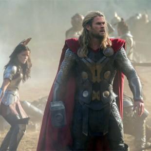 Saem novas imagens de Thor: O Mundo Sombrio