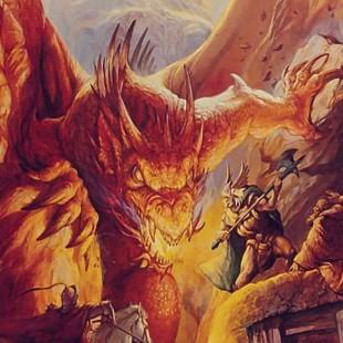 E a Warner anuncia um novo Dungeons & Dragons