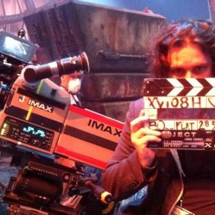 Edgar Wright dirigiu uma cena de Além da Escuridão – Star Trek