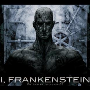E vamos ver um pôster animado de I, Frankenstein