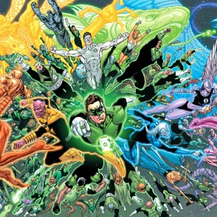 Rumor do Dia: DC está pensando em uma Lanterna Verde humana mulher?
