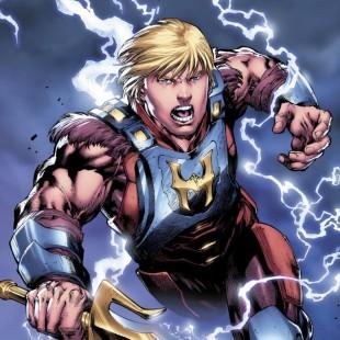 DC divulga o novo visual do He-Man