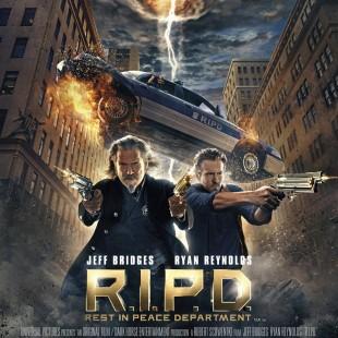 R.I.P.D. ganha mais um poster!
