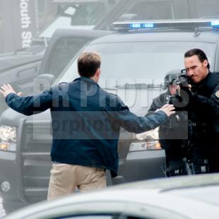 Vingadores presos em novas imagens de Capitão América 2