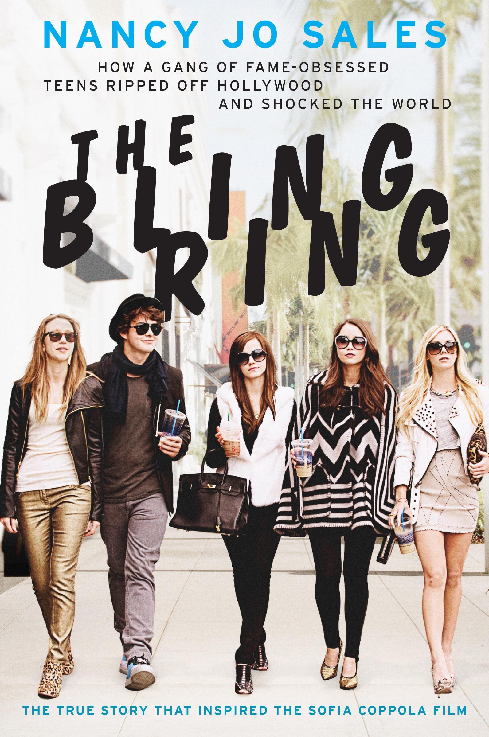 Bling Ring Cover Livro