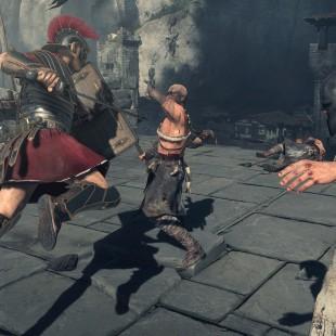 Crytek defende os QTEs de Ryse: Son of Rome
