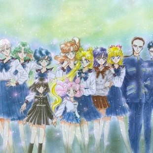 JBC anuncia mangá de Sailor Moon e concurso de mangá nacional!