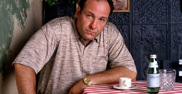 Sopranos Gandolfini morreu