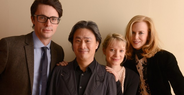 Stoker-Sundance-Matthew-Goode-director-Park-Chan-Wook-Mia-Wasikowska-and-Nicole-Kidman