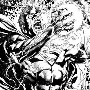 DC solta páginas não-finalizadas de Trinity War