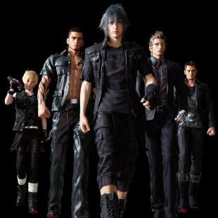 Vamos conhecer os personagens de Final Fantasy XV!