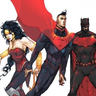 DC vai lançar revista com a Justice League 3000