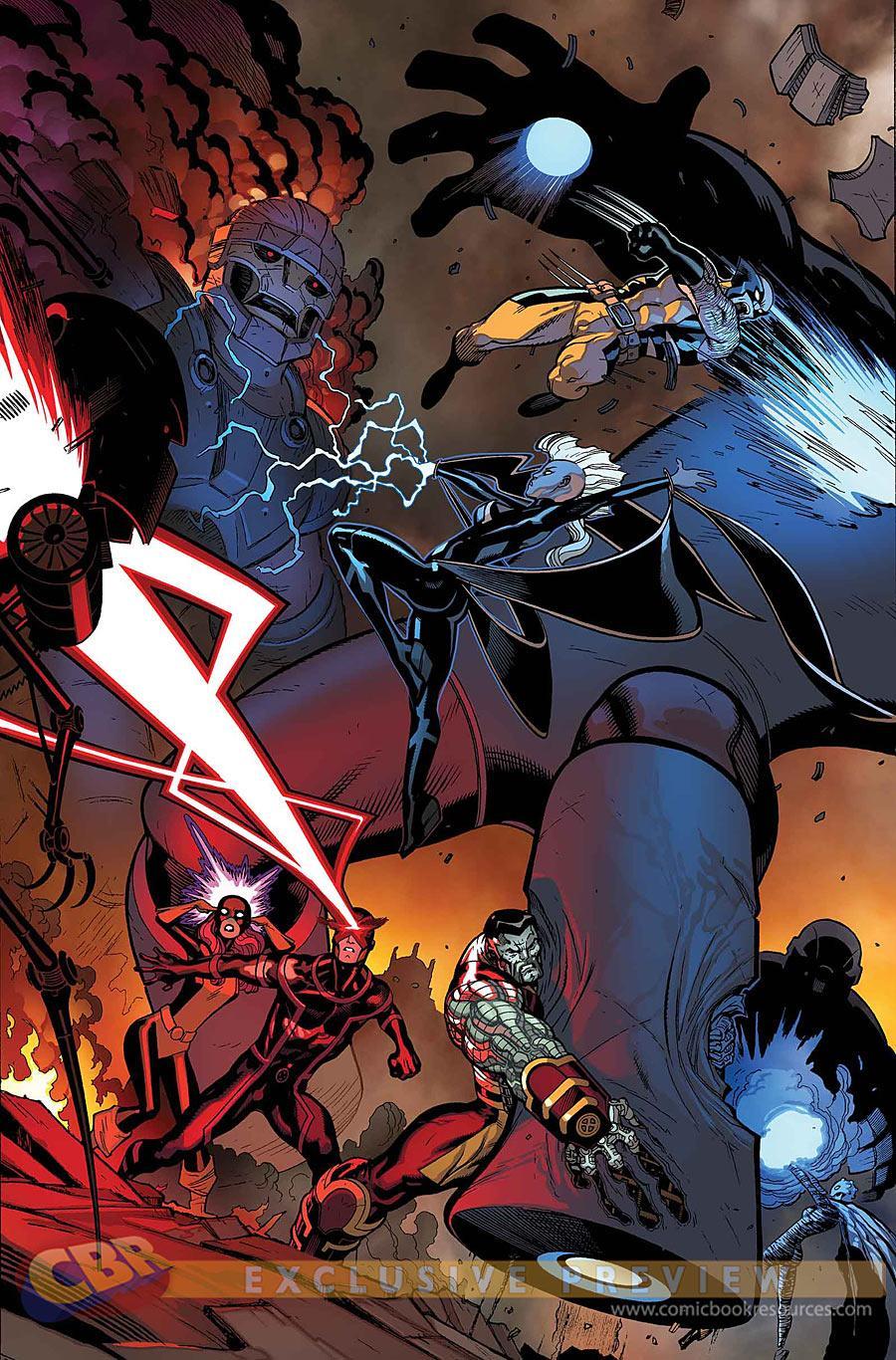 Battle of the Atom 05