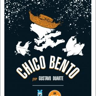 Próxima Graphic MSP será Chico Bento – Pavor Espaciar, de Gustavo Duarte