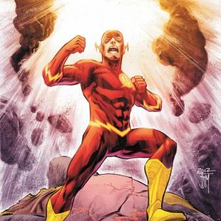 Essas são as primeiras imagens do Barry Allen em Arrow