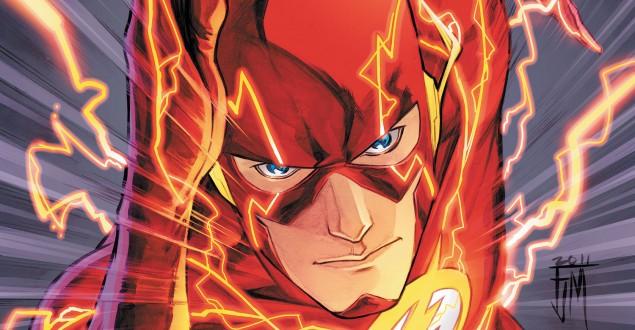 Flash serie Arrow uniforme