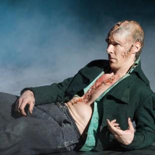 Guillermo del Toro quer Benedict Cumberbatch no seu filme de Frankenstein