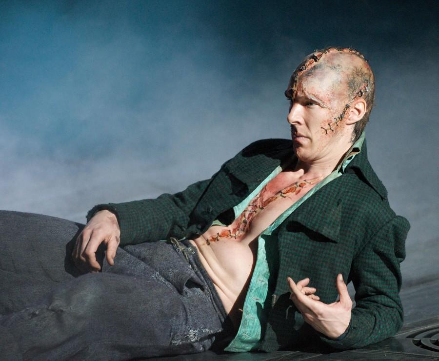 Frankenstein cumberbatch