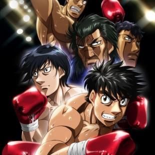 Anime de Hajime no Ippo vai ganhar uma terceira temporada!
