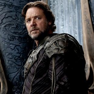 Russell Crowe apoia um prelúdio de O Homem de Aço