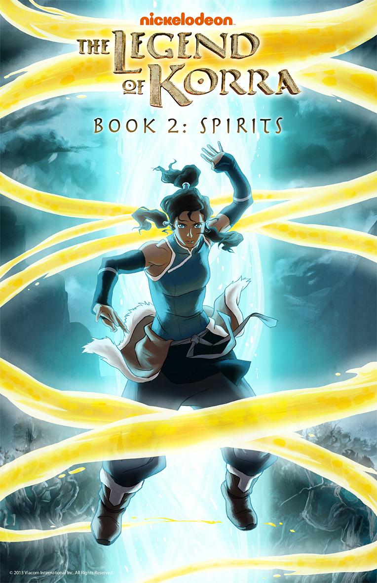 Legend of Korra Livro 2 Poster