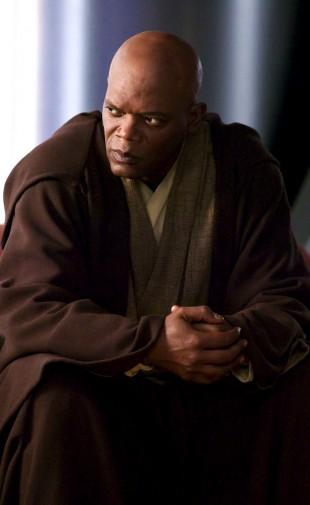 Samuel Jackson Star Wars