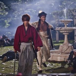Rurouni Kenshin 2 escala o seu Soujirou e o Aoshi!