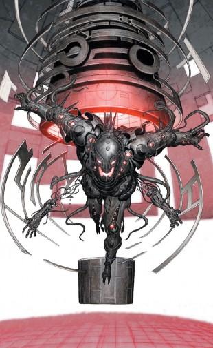 Ultron HQs