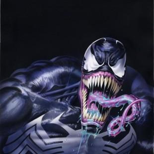 Filme do Venom ainda está nos planos da Sony