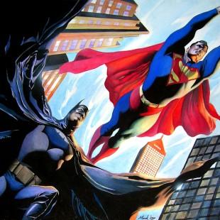 É OFICIAL: Warner anuncia filme do Superman E do Batman!
