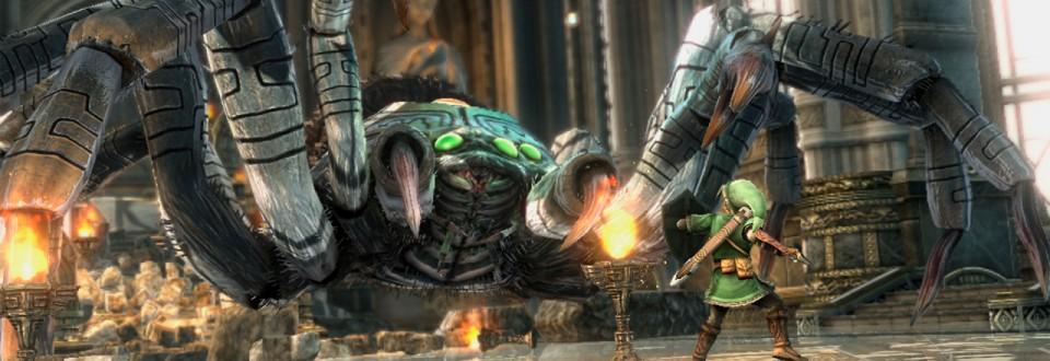 Tech Demo de Zelda de 2011
