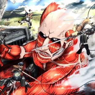 Panini anuncia o lançamento do mangá de Shingeki no Kyojin no Brasil!