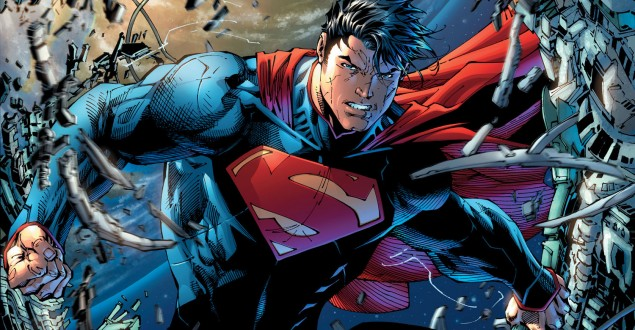 superman-unchained-1-review-laser-time-cape-crisis-man