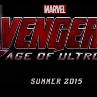 Marvel anuncia que Os Vingadores 2 se chamará Age of Ultron