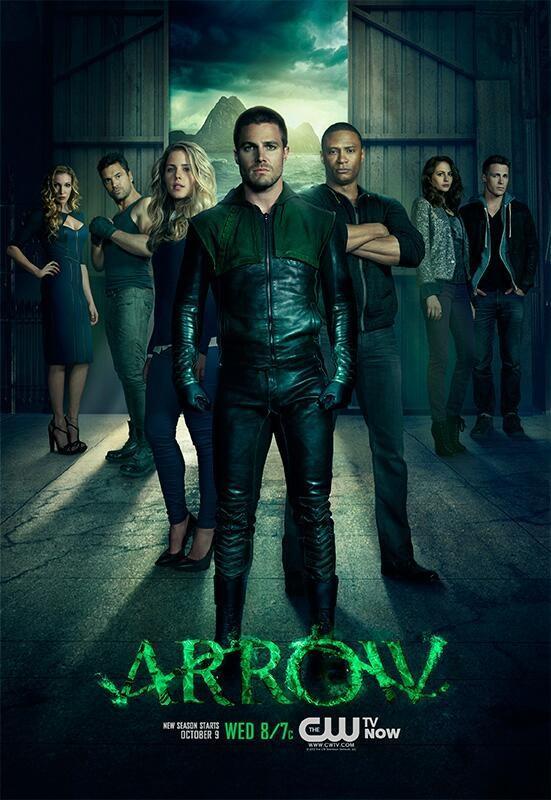 Arrow Season 2 01