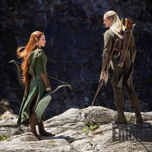 O Hobbit: A Desolação de Smaug ganha nova imagem