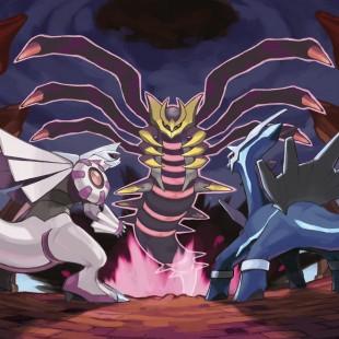 Pokémons lendários serão distribuídos no Brasil!