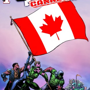 A Liga da Justiça da América vai se mudar pro… Canadá?