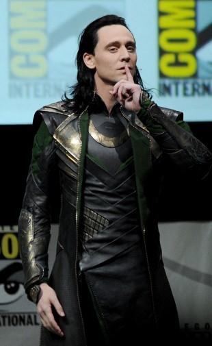 Loki na Comic-Con