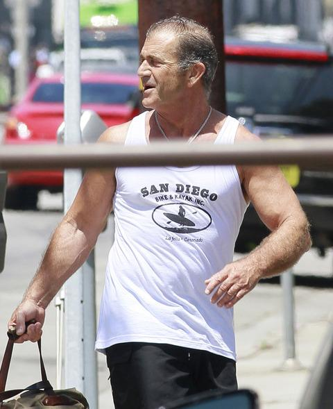 Mel Gibson Mercenarios 03