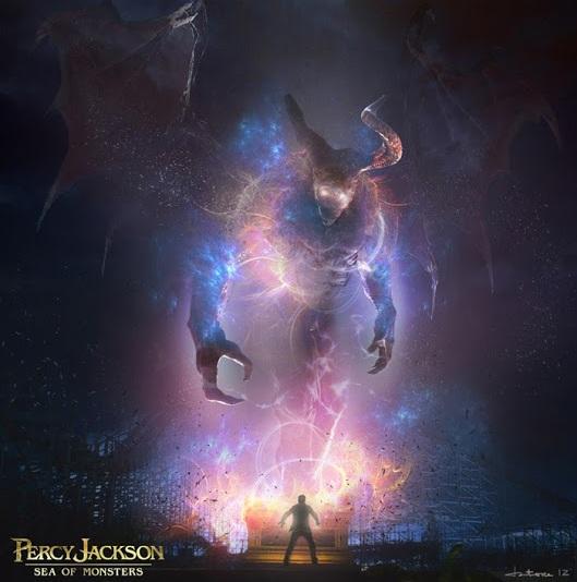Percy Jackson-Kronos scene2
