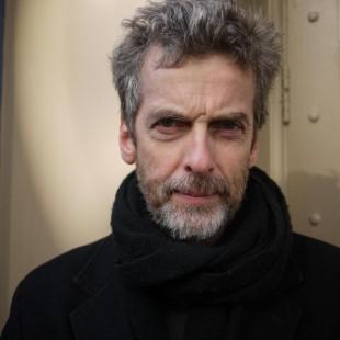Peter Capaldi será o novo Doutor de Doctor Who!