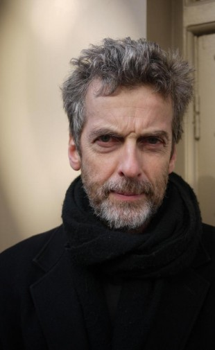 Peter Capaldi Novo Doutor